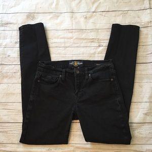 Lucky Black Skinny Jeans
